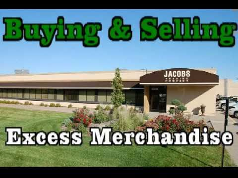 Customer Returns, Excess Inventory & Closeouts - Jacobs Trading