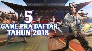 5 GAME PRA DAFTAR KEREN YANG AKAN HADIR DI TAHUN 2018√