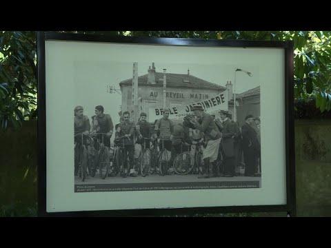 Tour de France: Montgeron renoue avec son passé cycliste