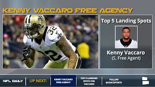 Kenny Vaccaro: 5 NFL Teams That Could Sign Him In Free Agency