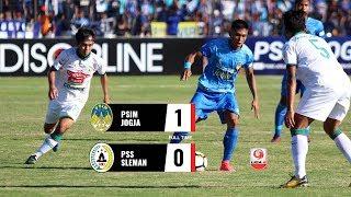 [Pekan 10] Cuplikan Pertandingan PSIM Jogja vs PSS Sleman, 26 Juli 2018