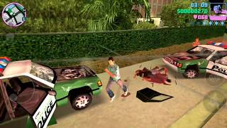 GTA VICE CITY SIX ATTACK BUSTED LIFE