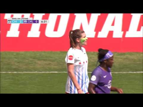 NWSL on Lifetime: Chicago Red Stars vs. Orlando Pride