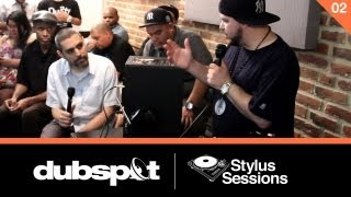 Stylus Sessions: Episode 2 Recap w/ Johnny Juice, Cutmaster D.C., DJ Excess and More!