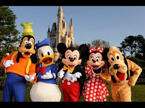 meet disney characters at magic kingdom
