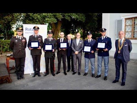Rotary Firenze Nord premio IL VALORE DEL CORAGGIO 2021