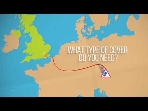 European Breakdown Cover explained