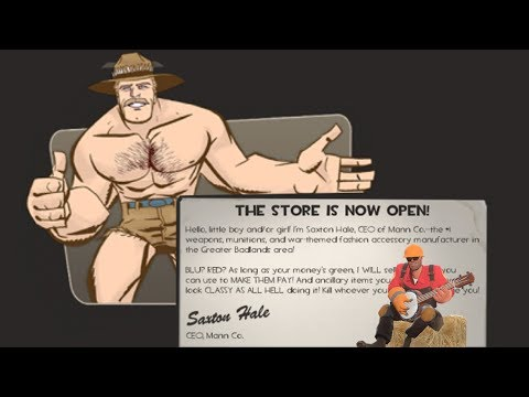 Mannco.store L Buy And Sell Your TF2 Items For Real Cash.