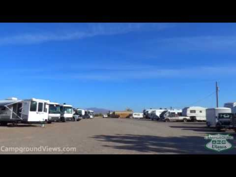 A Deming Roadrunner RV Park Deming New Mexico NM - CampgroundViews.com