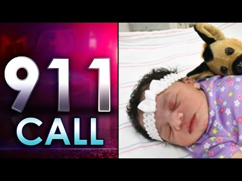 RAW: 911 call in case of abandoned newborn in Tempe