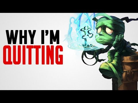 Why I'm Quitting League of Legends After 8 Years