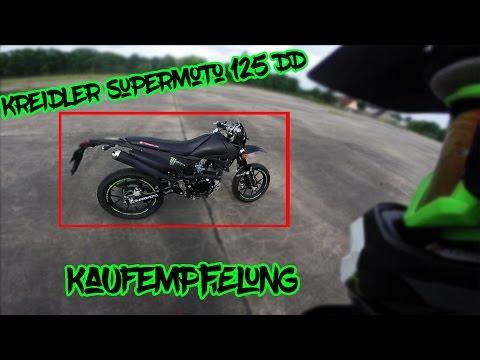 Kreidler Supermoto 125 DD Kaufempfehlung 2016 | UNiC