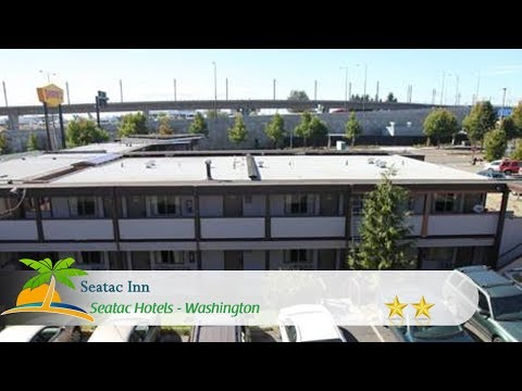 Seatac Inn - SeaTac Hotels, Washington
