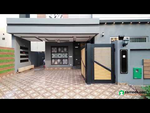 10 MARLA BRAND NEW DOUBLE STOREY HOUSE FOR SALE IN BAHRIA TOWN LAHORE