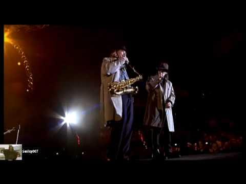 Udo Lindenberg - Chubby Checker feat. Helge Schneider - LIVE 2008