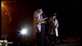 Udo Lindenberg - Chubby Checker feat. Helge Schneider - LIVE 2008