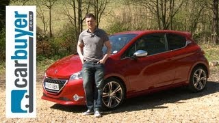 Peugeot 208 GTi hatchback 2013 review - CarBuyer
