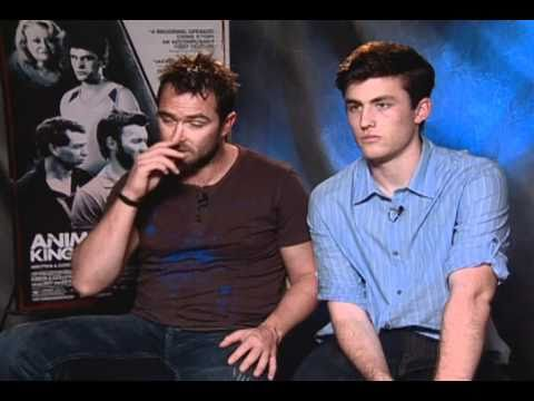 Animal Kingdom - Exclusive: James Frecheville and Sullivan Stapleton Interview