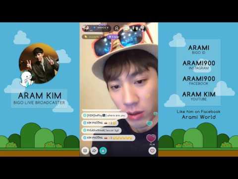Arami Bigo Live Broadcast March 01, 2017 - PM