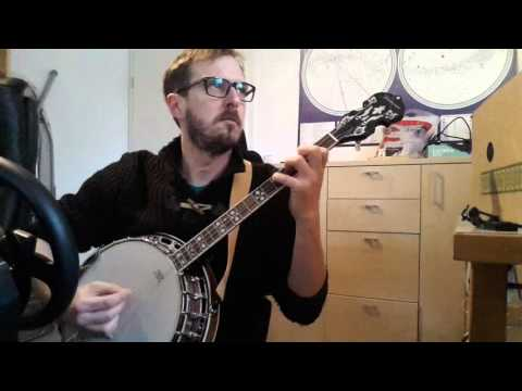 The Dubliners - Hot Asphalt - Tenor Banjo Cover + Tabs Irish Tenor ...