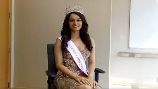 In conversation with fbb Femina Miss World 2017 Manushi Chhillar