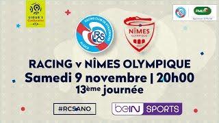 VIDEO: Racing-Nîmes Olympique (J13 Ligue 1 19/20) : les clés du match avec PMU.fr