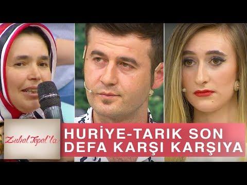 Zuhal Topal'la 214. Bölüm (HD) | Huriye ve Tarık Son Defa Yüzleşti!