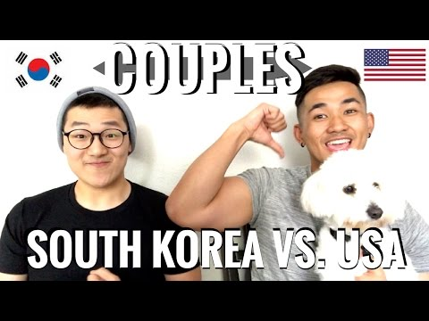 7 DATING CULTURAL DIFFERENCES: S.KOREA VS. USA 데이트 문화 차이점: 남한vs미국