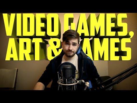 Video Games, Art & Names