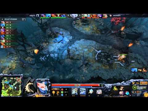 [n0tail Meepo] Monkey Business vs Liquid - Game 1 - Frankfurt Major Hub - GoDz, Merlini, Winter