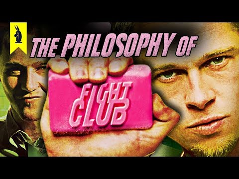 The Philosophy Of Fight Club – Wisecrack Edition