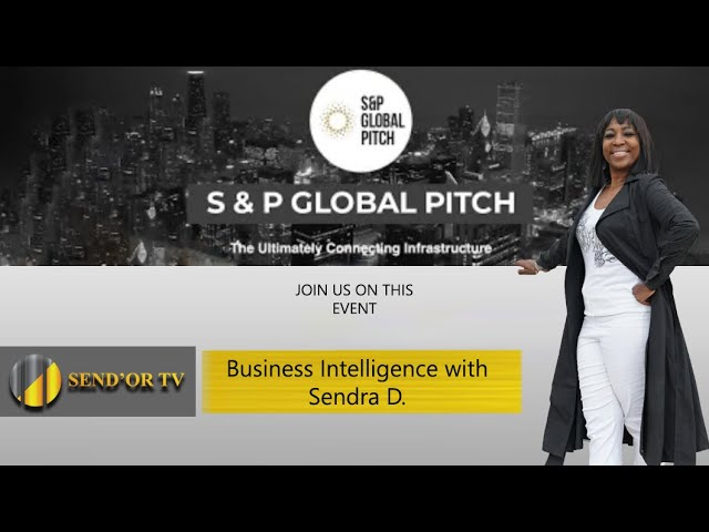 S & P Global Pitch Founders Talk - Episode 04