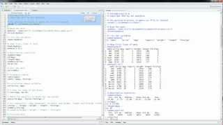 R Tutorial Introduction to R