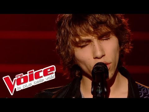 Bob Dylan – Knockin' On Heaven's Door | Flo | The Voice France 2014 | Prime 2