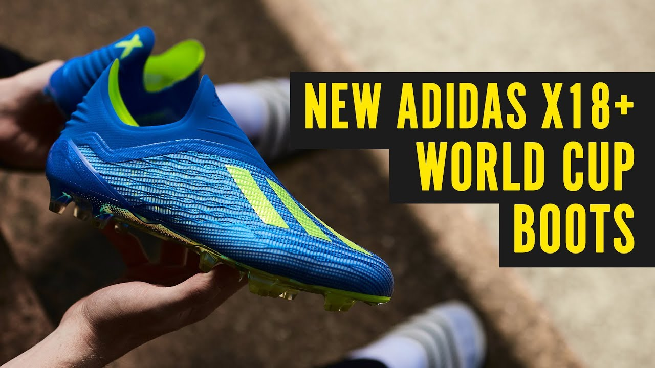 WIN!! New adidas X18 World Cup Boots  c53448732966a