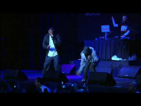 Eminem Insane  from Detroit 2009