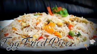 Egg Fried Rice   Kerala Style Fried Rice Recipe   Sameena's Cookery