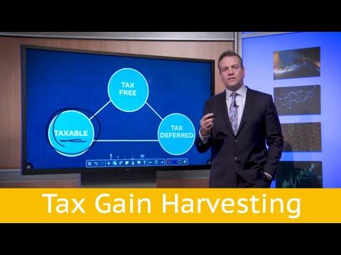 Money Saving Year-End Tax Strategies: Tax Gain Harvesting