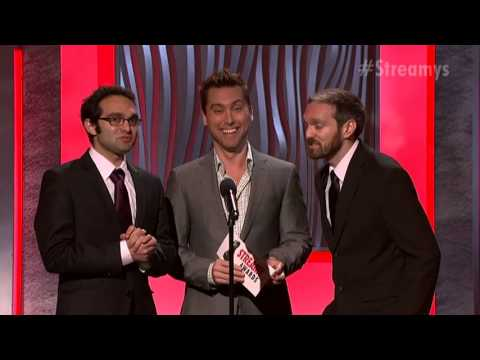 Streamys 2013, Peter Shukoff, Best Online Musician, Acceptance Speech