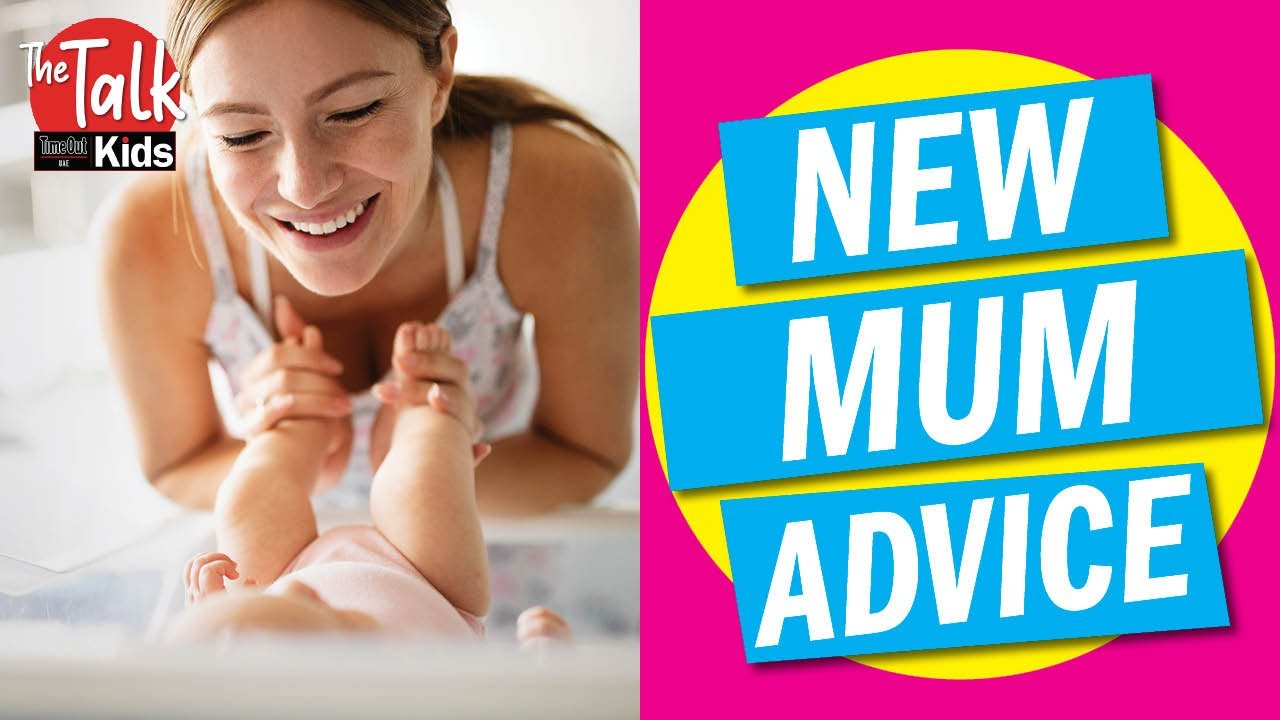 Support and advice for new mums - The Talk