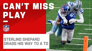 Sterling Shepard Finds the End Zone Again!