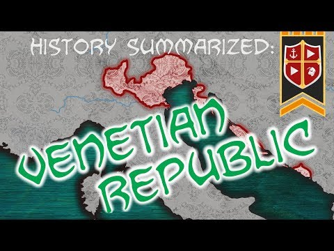 History Summarized: The Republic Of Venice (Ft. Suibhne!)