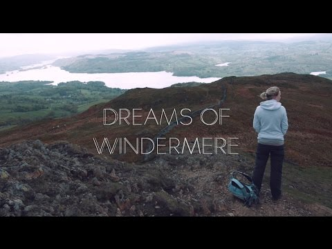 Lake District Hikes: Lake Windermere & Ambleside Walks (ft Wansfell Pike)