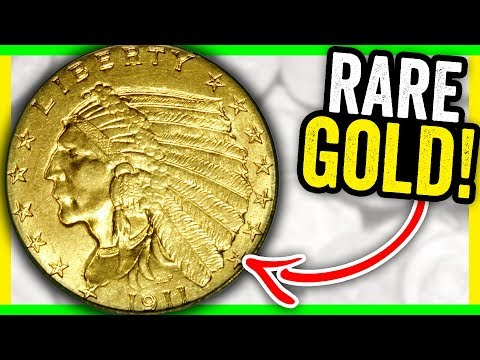 SUPER VALUABLE INDIAN GOLD COINS - INVESTING IN RARE GOLD COINS