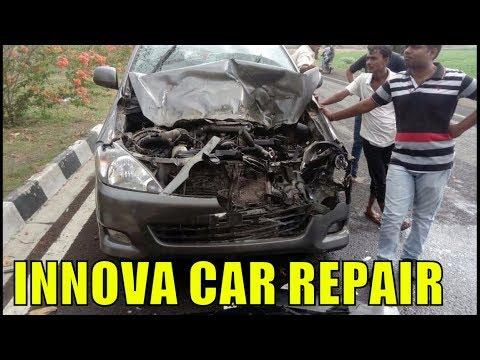 How to Repair Innova Car 2017
