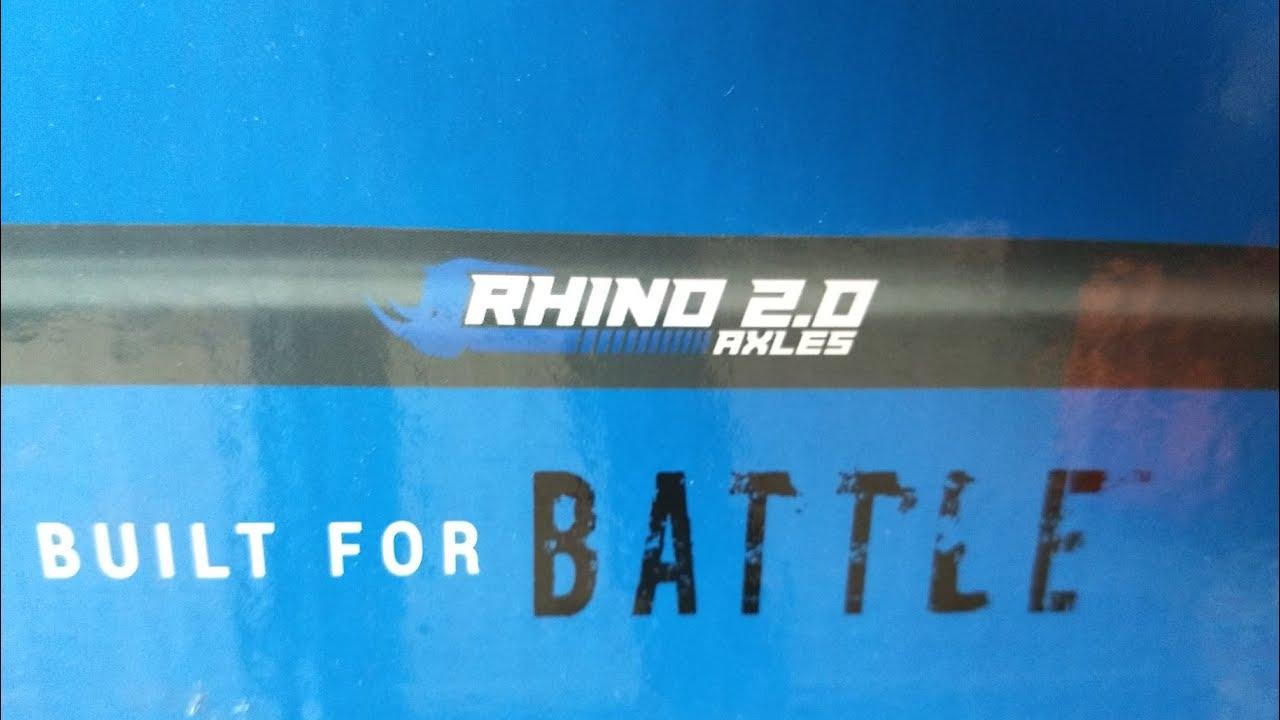 Rhino 2 0 axles RZR XP 1000 HIGHLIFTER