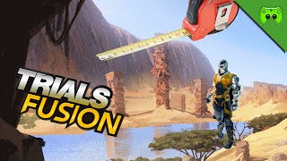 500 VERSUCHE! 🎮 Trials Fusion #23