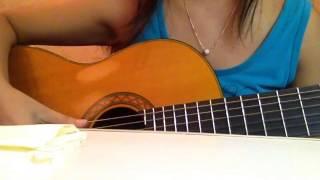 Nơi em chờ anh (miu lê) - guitar cover!