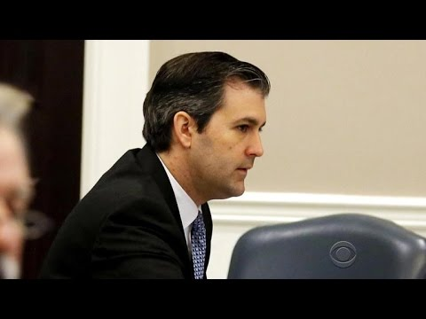 Michael Slager pleads guilty in civil rights case over Walter Scott death