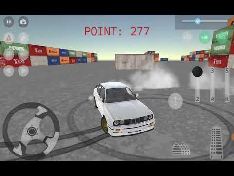 E30 Drift and Modified Simulator